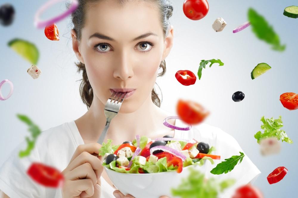 Похудение на лицо диета