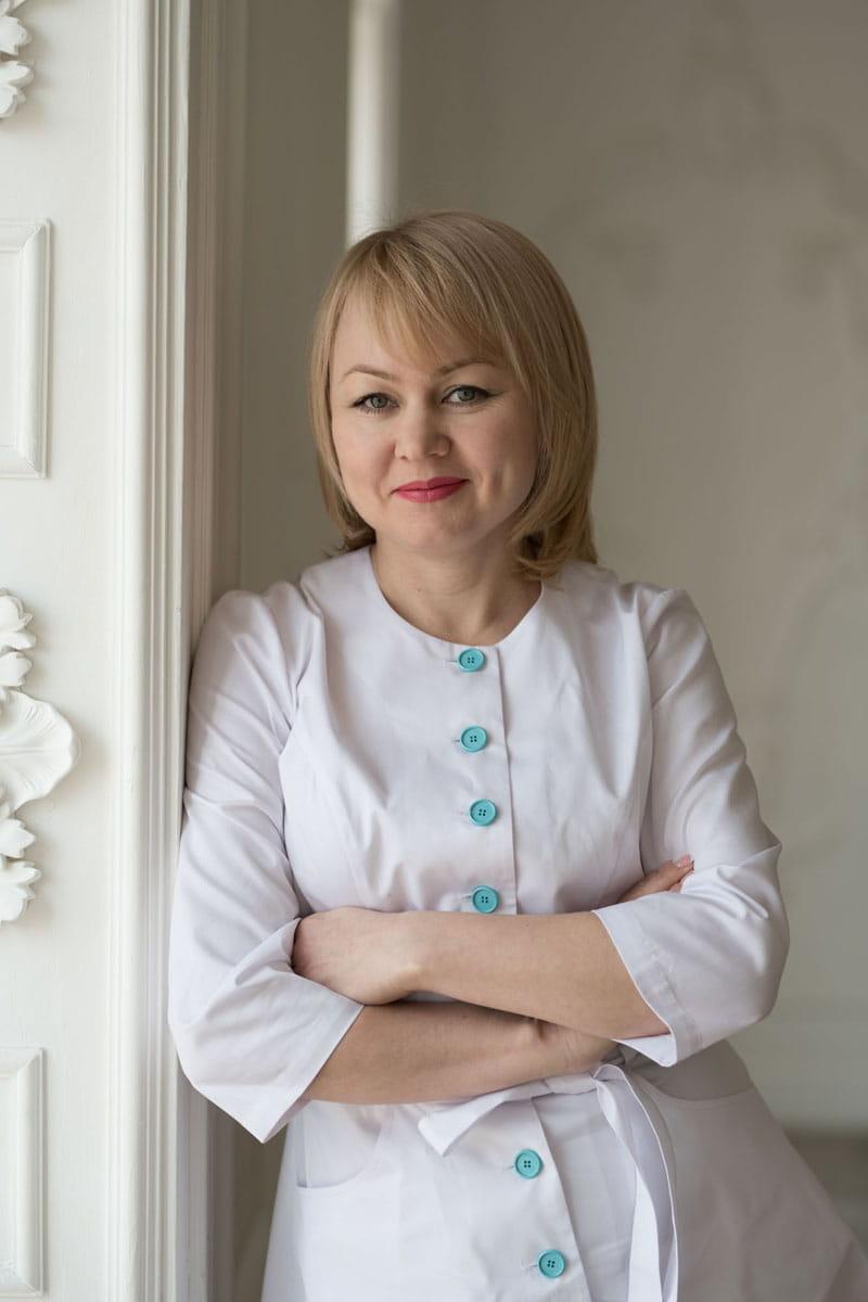 Андросенко Марина Николаевна
